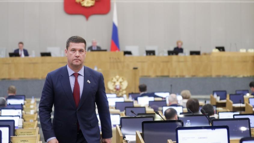 Андрей Чернышев вновь вошел в TOП-100 интегрального рейтинга полезности депутатов Госдумы