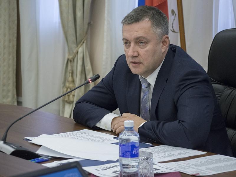 Губернатор Игорь Кобзев призвал жителей региона проголосовать за объекты благоустройства