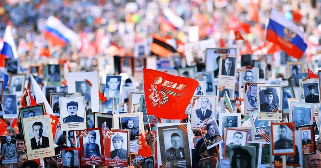 Почти 5000 жителей Иркутской области уже подали заявки на участие в акции «Бессмертный полк онлайн»
